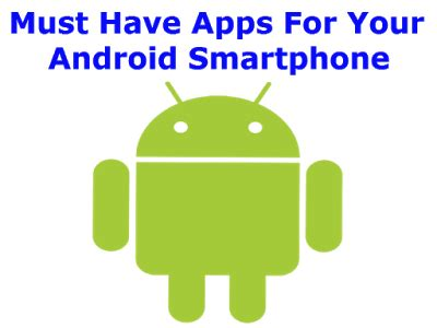must apps for android must best android apps techknol net