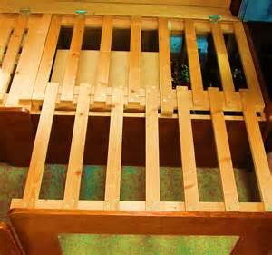Wooden Bed Frame For Van Campervan Beds Build A Campervan Tips On Building Your