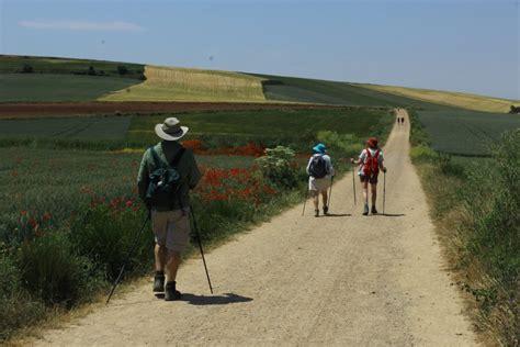 camino walk in spain el camino de santiago pilgrimage the way to the of