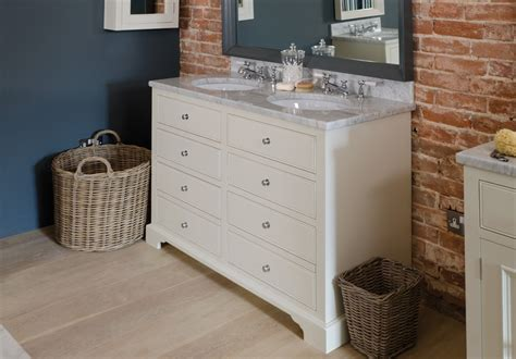 Neptune Chichester Undermount Double Drawer Washstand Bathroom Washstands Furniture