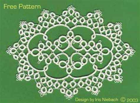 free patterns knitting crochet tatting pin by jone on tatting pinterest