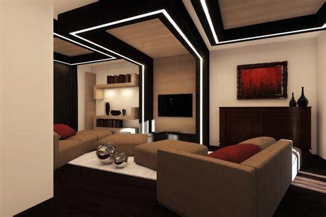 illuminazione design interni progetto di interni soggiorno idee architetti