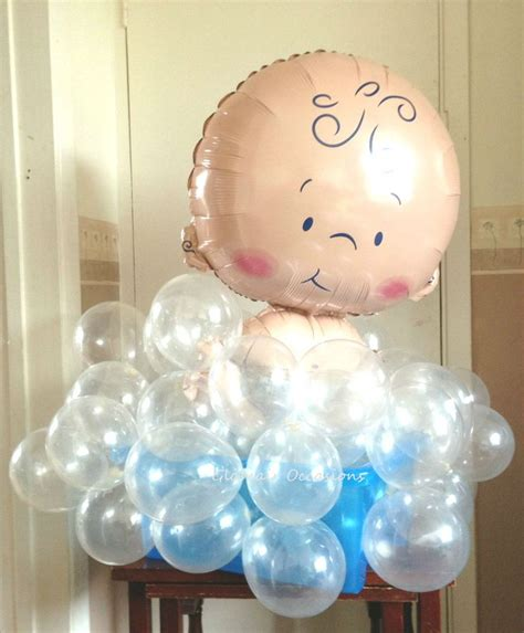ballons for baby shower 25 best ideas about baby shower balloons on