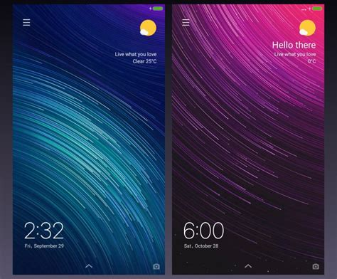 themes of mi download exclusive mi mix 2 star track theme download on your