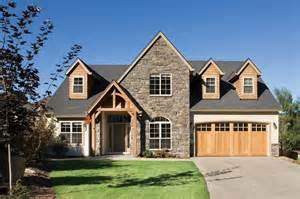 Craftsman style house plan 4 beds 2 5 baths 2196 sq ft plan 48 107