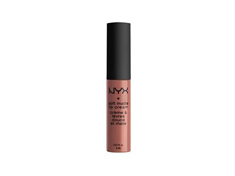 nyx soft matte lip ingredients nyx cosmetics soft matte lip cannes 0 27 fl oz