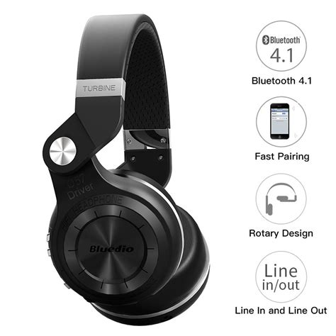Headset Bluetooth Xiaomi original bluedio t2s bluetooth headphones with microphone wireless headset bluetooth for iphone