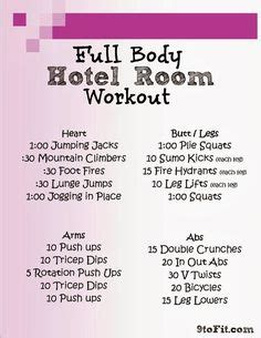 workouts to do in your room 1000 ideas about hotel room workout on exercise cardio and hiit