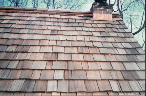 Timber Roof Timber Wood Shingle Roof
