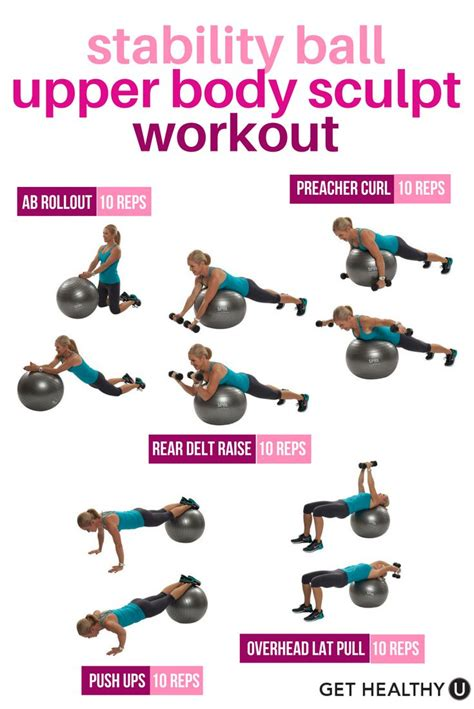 tone your entire and abs with this stability workout using the 5 12 lb