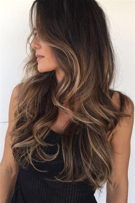 are chunky highlights out of style brown hair with highlights image best hair color 2017