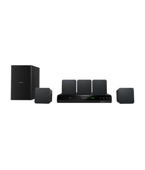 buy philips htd3520g 94 5 1 home theatre system at