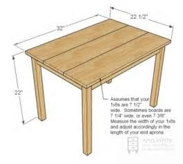pdf diy desk plans woodworking children dining