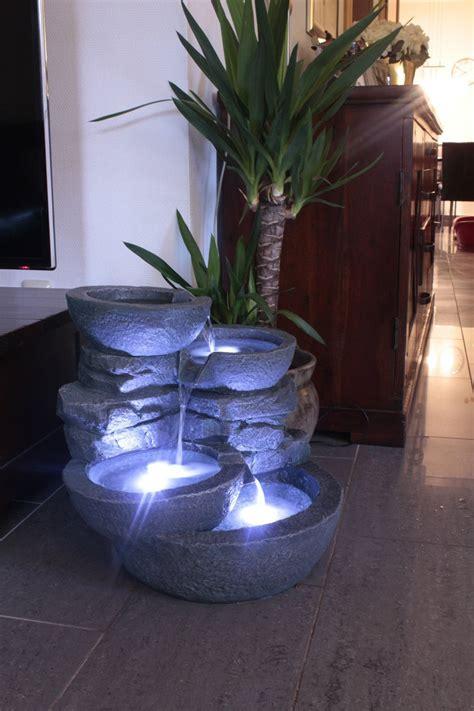 Springbrunnen Beleuchtung