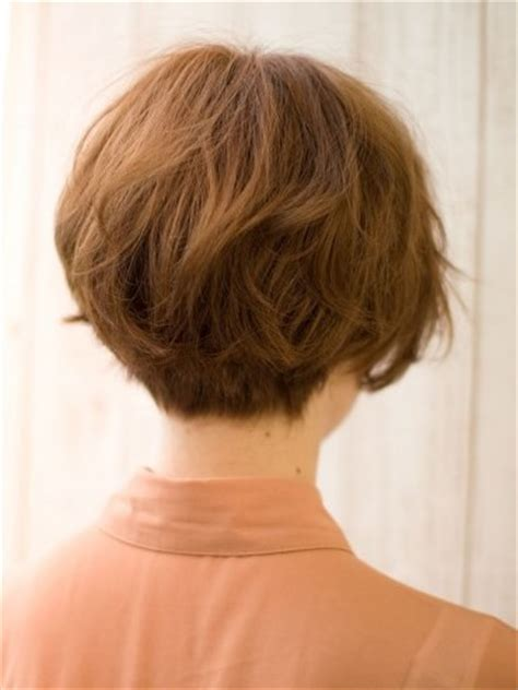 wedge haircuts front and back views short bob hairstyles back view