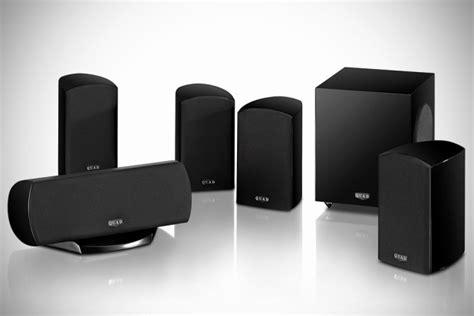 quad  ite  home cinema speaker system shouts