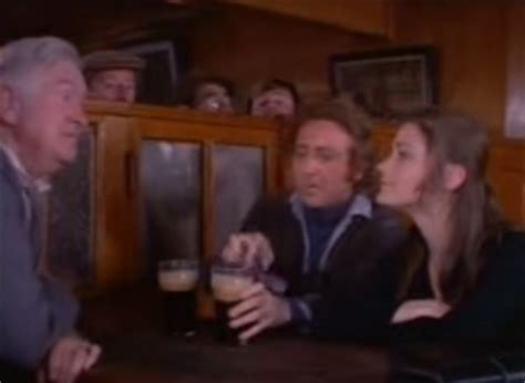gene wilder gravediggers gene wilder starred as a dung scooper in an irish film