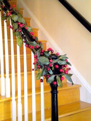 decorating ideas banister banisters