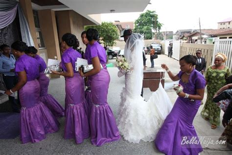 Naija Wedding Concept by Bn Weddings Mike Ezuruonye Weds Nkechi Keke