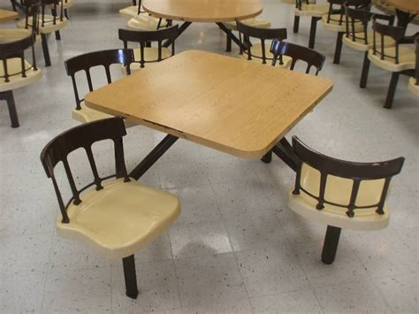 Cafeteria Seating Abi 305 Commercial Restaurant