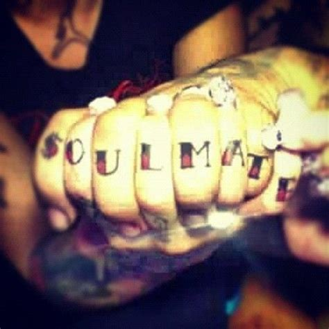 soulmate tattoos for couples i like it probably wouldn t do it but it