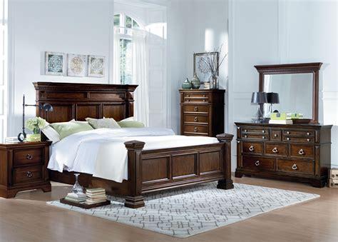 bedroom sets charleston sc standard furniture charleston queen bedroom group olinde