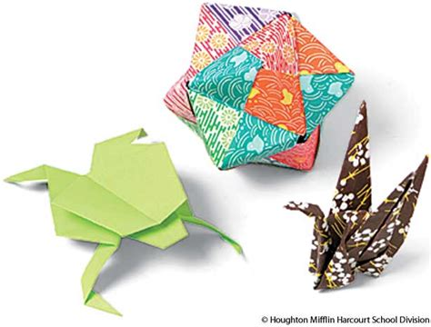 Origami Means - american heritage dictionary entry origami
