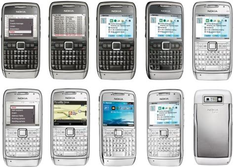 nokia e71 official themes mobile themes free e71