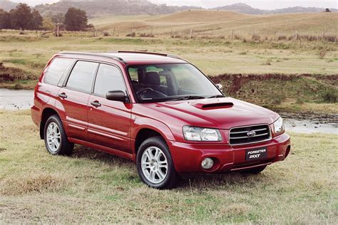 2003 subaru forester reviews used subaru forester review 2002 2008 carsguide