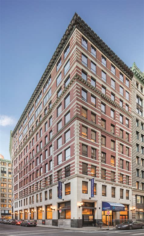 Harvard Vanguard Post Office Square by Healthcare Real Estate News And Information Healthcare