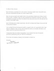 babysitter recommendation letter sample best template