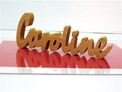Handmade Name Signs - personalized name sign wood handmade by vinnie