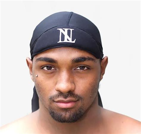 Dew Rag Short Hair | no line durags and bonnets no line enterprises no line