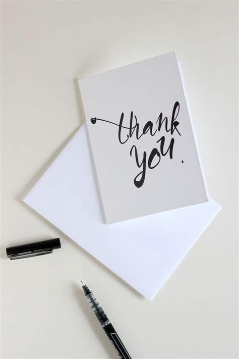 printable thank you card paper free printable thank you cards paper cards pinterest