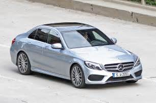2015 mercedes c class w205 completely revealed