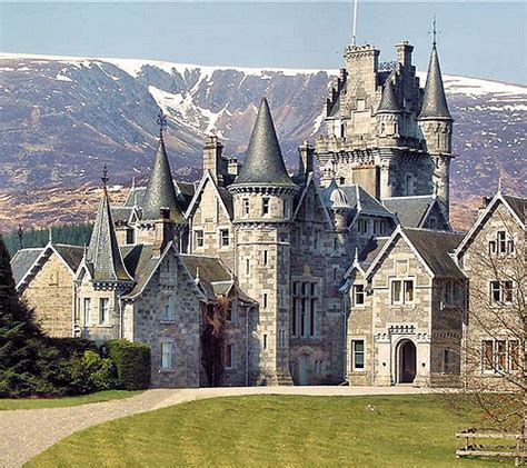 Inland Homes Floor Plans Photographs Of Scottish Castles And Manor Houses