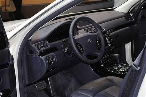 maybach interni vendita maybech interni e volante dell 180 auto di lusso