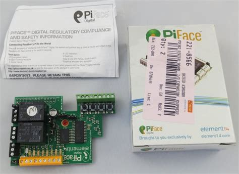 Piface Pirack Circuit Rack For Raspberry Pi expanding the raspberry pi with piface and pi rack