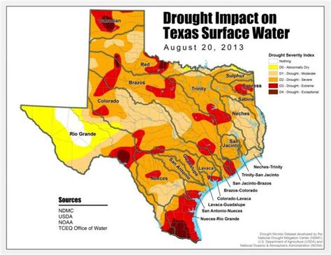 houston drought map drought study finds digit summers will become the