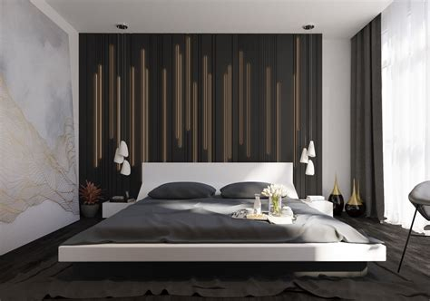 44 Awesome Accent Wall Ideas For Your Bedroom Wall Design Ideas For Bedroom