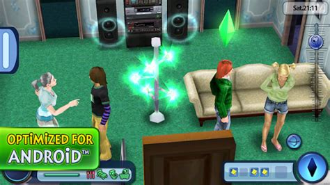 the sims 3 mod apk v1 5 21 data unlimited money - The Sims 3 Apk Mod