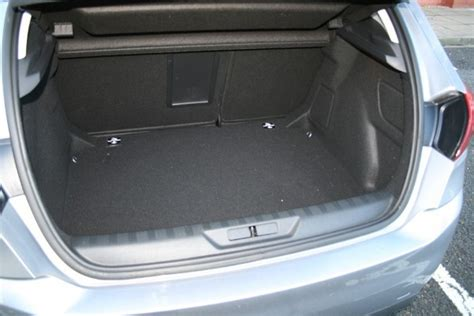 peugeot 308 trunk peugeot 308 full on the road review