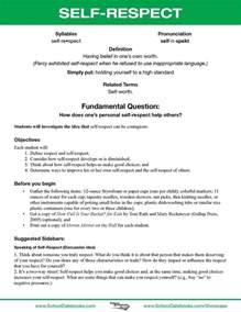 datebooks character education lesson plans self