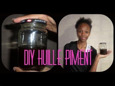 pousse de cheveux lente diy n 176 2 huile de piment maison pour la pousse des cheveux