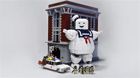 Bernie Sanders New House Pictures by Lego Ideas Ghostbusters Stay Puft Marshmallow Man