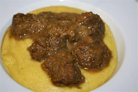 cucinare ricette la cuciniera moderna ricette capriolo in umido con la panna