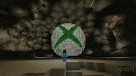 Xbox One Minecraft microsoft at e3 2013 the xbox one event live updated live extremetech
