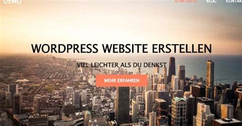 codeigniter tutorial deutsch wordpress website erstellen wordpress tutorial deutsch