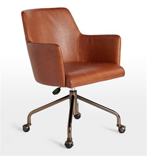 leather desk chair desk chair rejuvenation