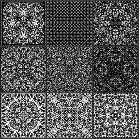 pattern of cell theory cellular automaton patterns